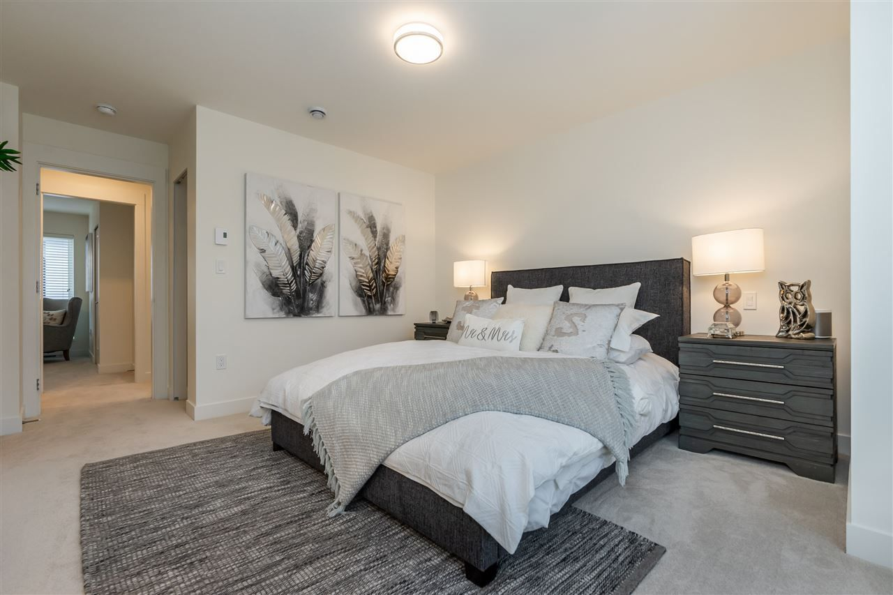 """Photo 10: Photos: 106 7947 209 Street in Langley: Willoughby Heights Townhouse for sale in """"Luxia"""" : MLS®# R2508921"""