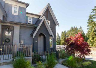 "Photo 1: 1 3410 ROXTON Avenue in Coquitlam: Burke Mountain Condo for sale in ""16 ON ROXTON"" : MLS®# R2207789"