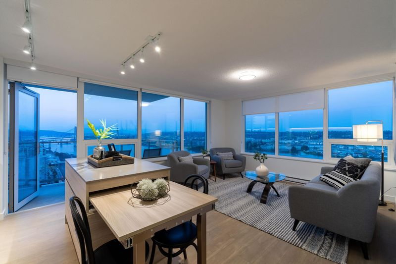 FEATURED LISTING: 2902 - 908 QUAYSIDE Drive New Westminster
