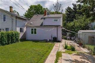 Photo 18: 79 Barber Street in Winnipeg: Point Douglas Residential for sale (4A)  : MLS®# 1921685