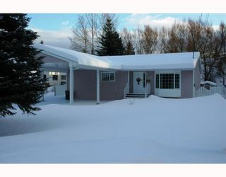 Photo 1: 2126 GALE Road in Prince_George: Aberdeen House for sale (PG City North (Zone 73))  : MLS®# N188880