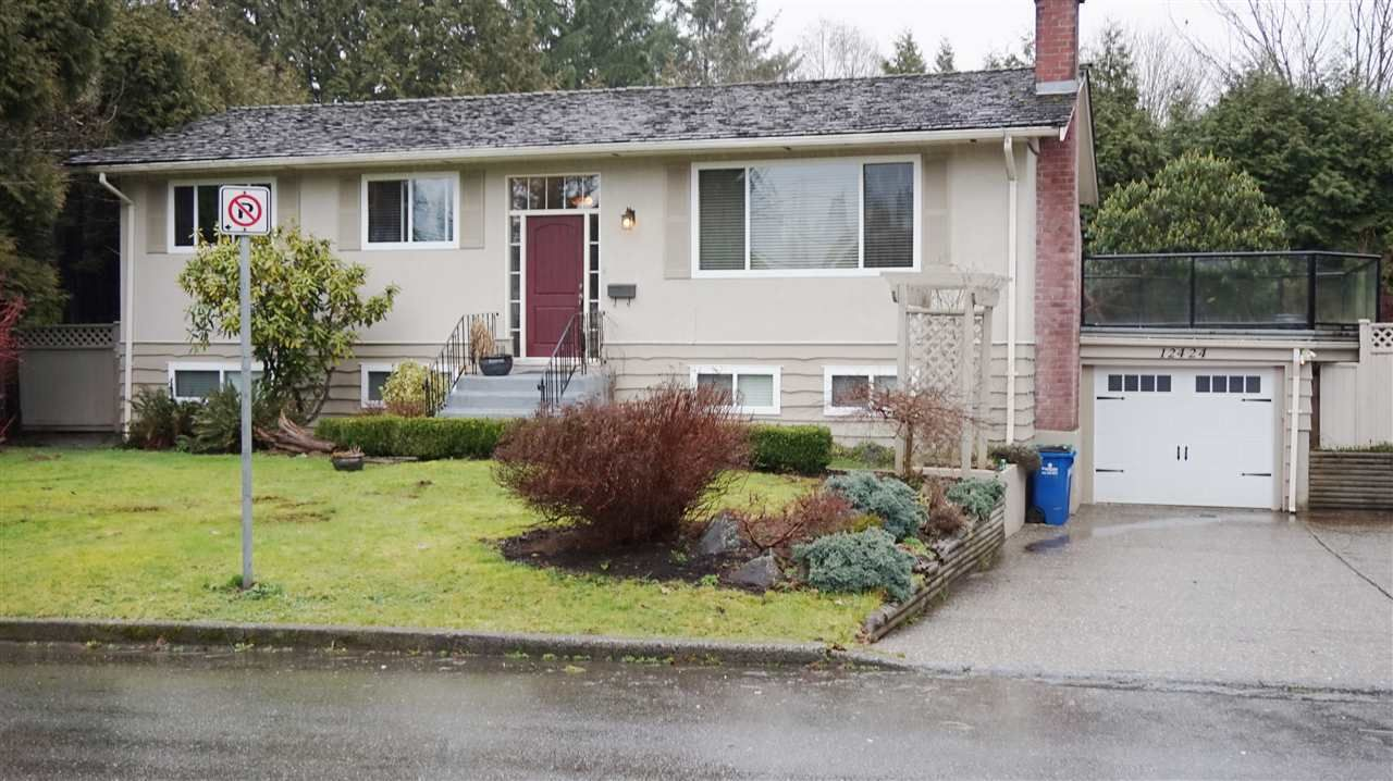 Main Photo: 12424 217 Street in Maple Ridge: West Central House for sale : MLS®# R2030279