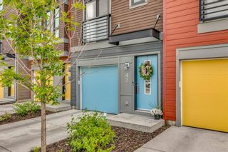 Photo 4: 43 Walden Path SE in Calgary: Walden Row/Townhouse for sale : MLS®# A1124932
