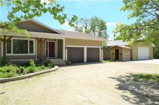 Photo 1: 73129 PIONEER Road in St Clements: Goodman Subdivision Residential for sale (R02)  : MLS®# 1713885