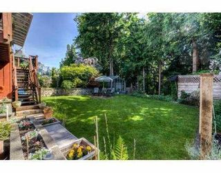 Photo 13: 7708 ARTHUR AV in Burnaby: South Slope House for sale (Burnaby South)  : MLS®# V1011865