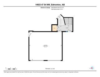Photo 49: 14923 47 Street in Edmonton: Zone 02 House for sale : MLS®# E4236399