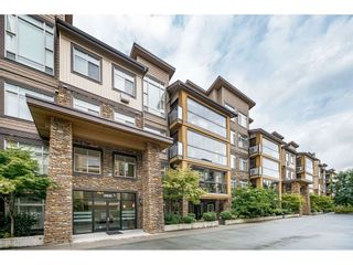 "Photo 1: 207 12635 190A Street in Pitt Meadows: Mid Meadows Condo for sale in ""CEDAR DOWNS"" : MLS®# R2465173"