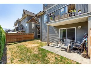 """Photo 37: 9 8880 NOWELL Street in Chilliwack: Chilliwack E Young-Yale Townhouse for sale in """"Parkside Place"""" : MLS®# R2607248"""