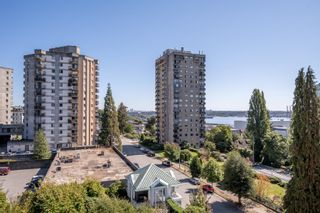 """Photo 19: 802 130 E 2ND Street in North Vancouver: Central Lonsdale Condo for sale in """"The Olympic"""" : MLS®# R2615870"""