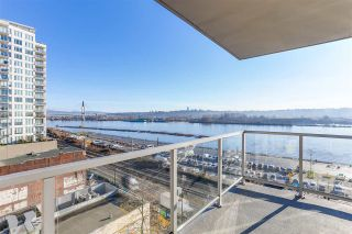 Photo 17: 907 14 BEGBIE STREET in New Westminster: Quay Condo for sale : MLS®# R2226607