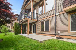 "Photo 23: 9 24185 106B Avenue in Maple Ridge: Albion Townhouse for sale in ""Trails Edge"" : MLS®# R2575529"