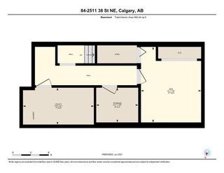 Photo 33: 84 2511 38 Street NE in Calgary: Rundle Row/Townhouse for sale : MLS®# A1115579