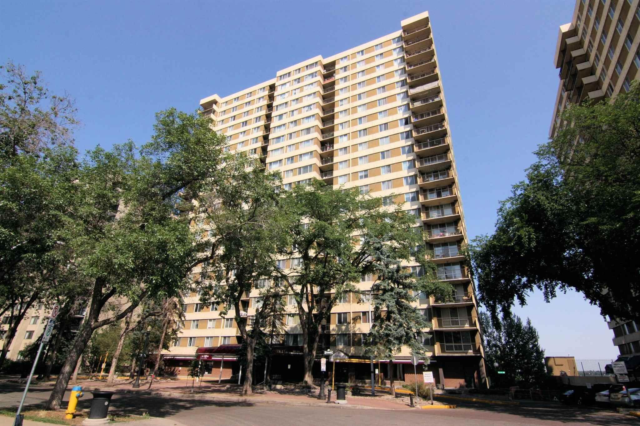 Main Photo: 101 9909 104 Street in Edmonton: Zone 12 Condo for sale : MLS®# E4256671