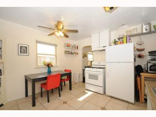 Photo 8: NORMAL HEIGHTS House for sale : 2 bedrooms : 4411 McClintock in San Diego