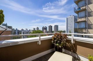 """Photo 7: PH 1935 HARO Street in Vancouver: West End VW Condo for sale in """"SUNDIAL PLACE"""" (Vancouver West)  : MLS®# R2589575"""