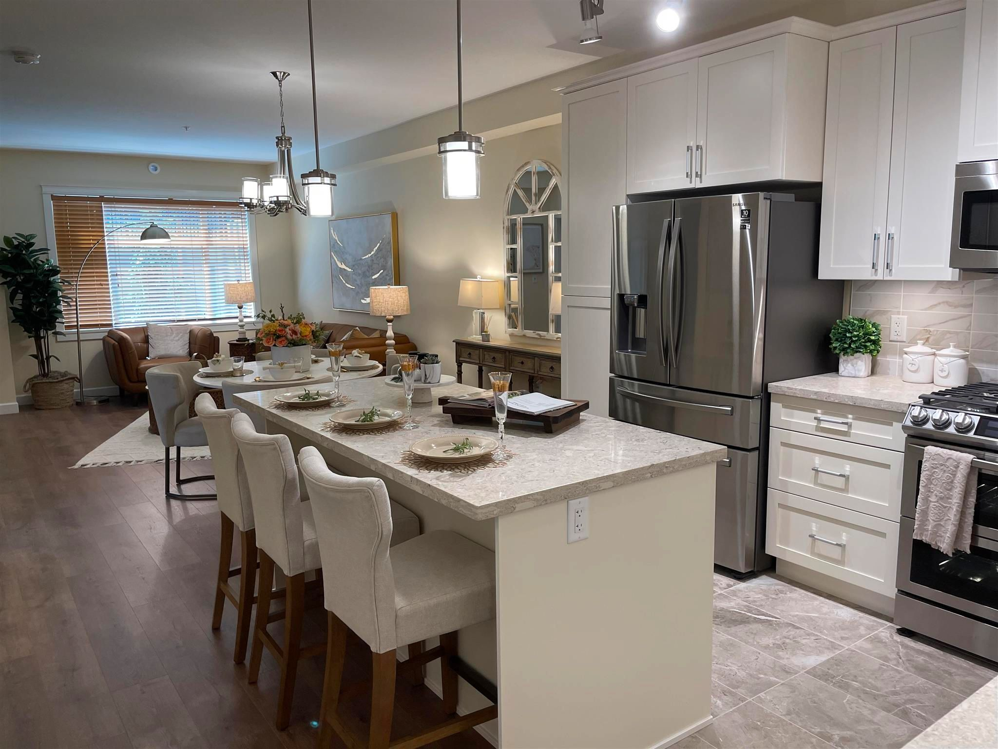 """Main Photo: 404 8561 203A Street in Langley: Langley City Condo for sale in """"YORKSON PARK CENTRAL"""" : MLS®# R2616599"""