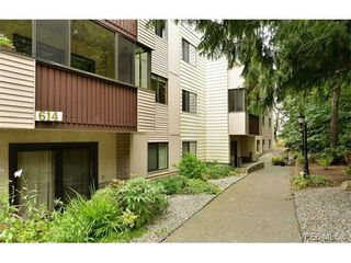 Photo 17: 301 614 Fernhill Pl in VICTORIA: Es Rockheights Condo for sale (Esquimalt)  : MLS®# 705977