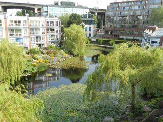 Photo 4: 407 1551 Mariner Walk in Vancouver: Condo for sale : MLS®# V966325