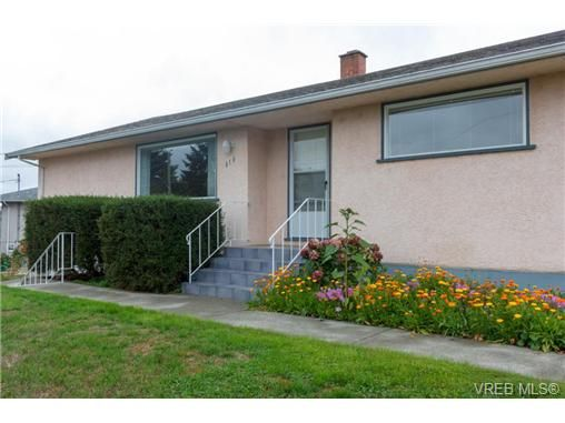 Main Photo: 515 Broadway St in VICTORIA: SW Glanford House for sale (Saanich West)  : MLS®# 712844