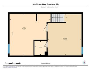 Photo 34: 303 300 Clover Way: Carstairs Row/Townhouse for sale : MLS®# A1145046