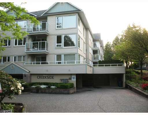 "Main Photo: 103 1132 DUFFERIN Street in Coquitlam: Eagle Ridge CQ Condo for sale in ""CREEKSIDE"" : MLS®# V766808"