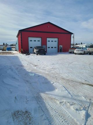 Photo 1: 4221 3 Street E: Claresholm Industrial for sale : MLS®# A1070917