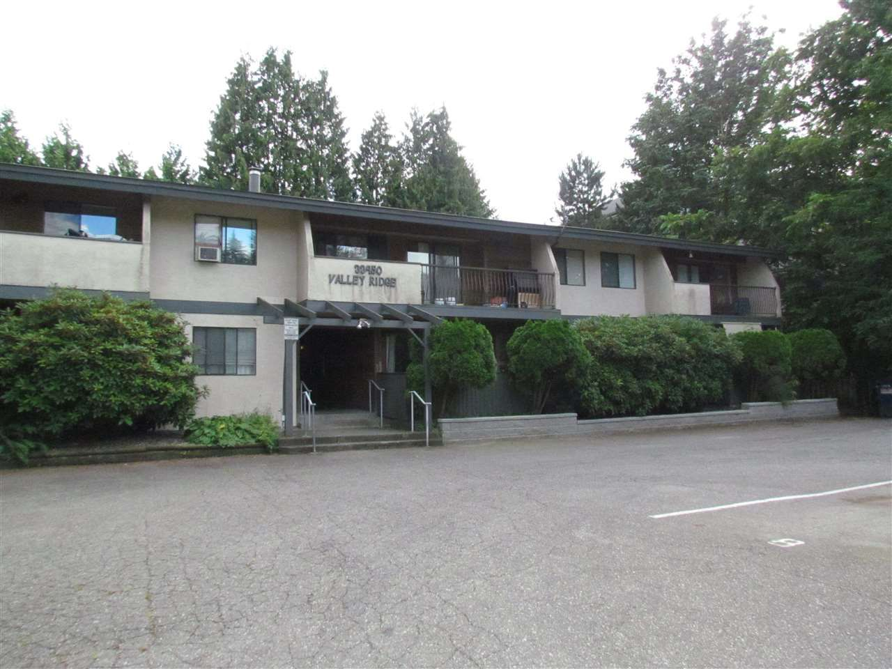 "Main Photo: 303 33450 GEORGE FERGUSON Way in Abbotsford: Central Abbotsford Condo for sale in ""Valley Ridge"" : MLS®# R2089583"