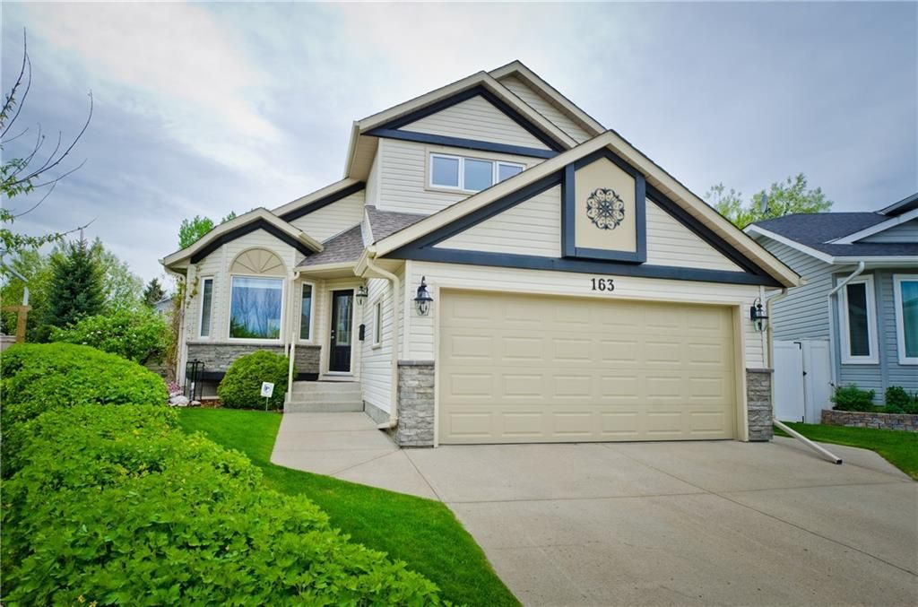 Main Photo: 163 MACEWAN RIDGE Close NW in Calgary: MacEwan Glen Detached for sale : MLS®# C4299982