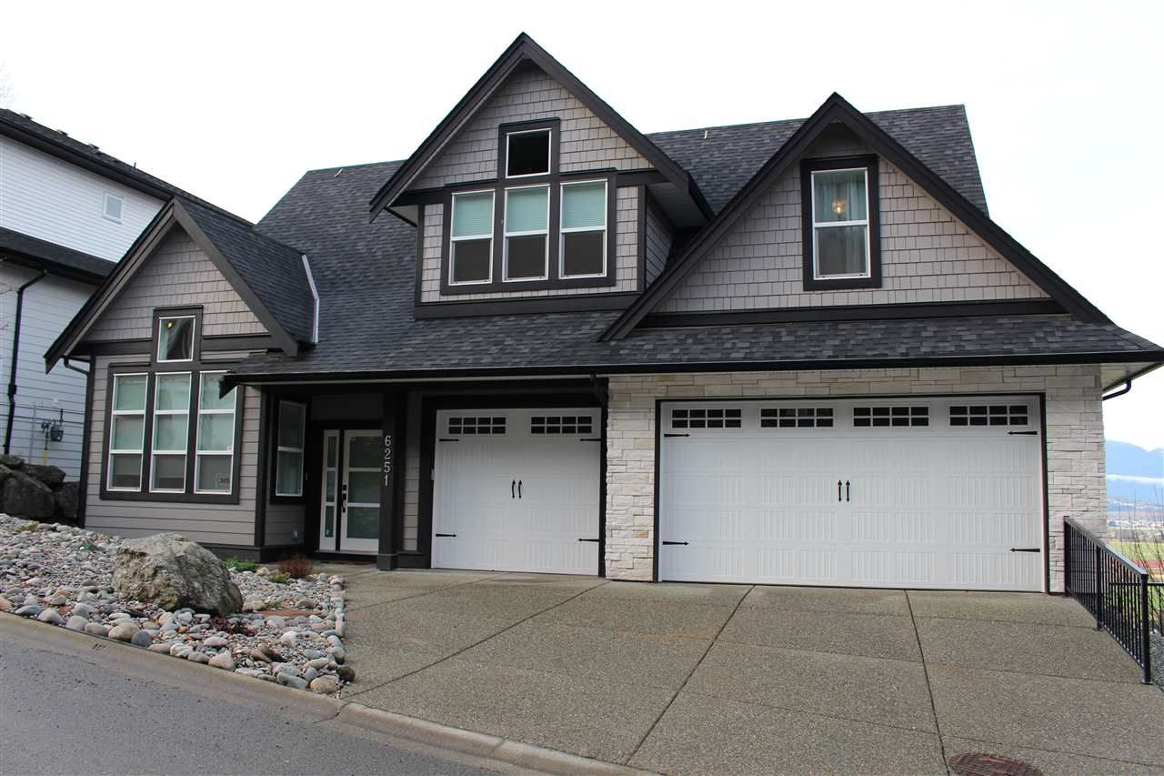 """Main Photo: 6251 REXFORD Drive in Chilliwack: Promontory House for sale in """"JINKERSON VISTAS"""" (Sardis)  : MLS®# R2527635"""