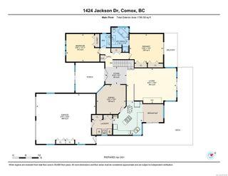 Photo 44: 1424 Jackson Dr in : CV Comox Peninsula House for sale (Comox Valley)  : MLS®# 873659