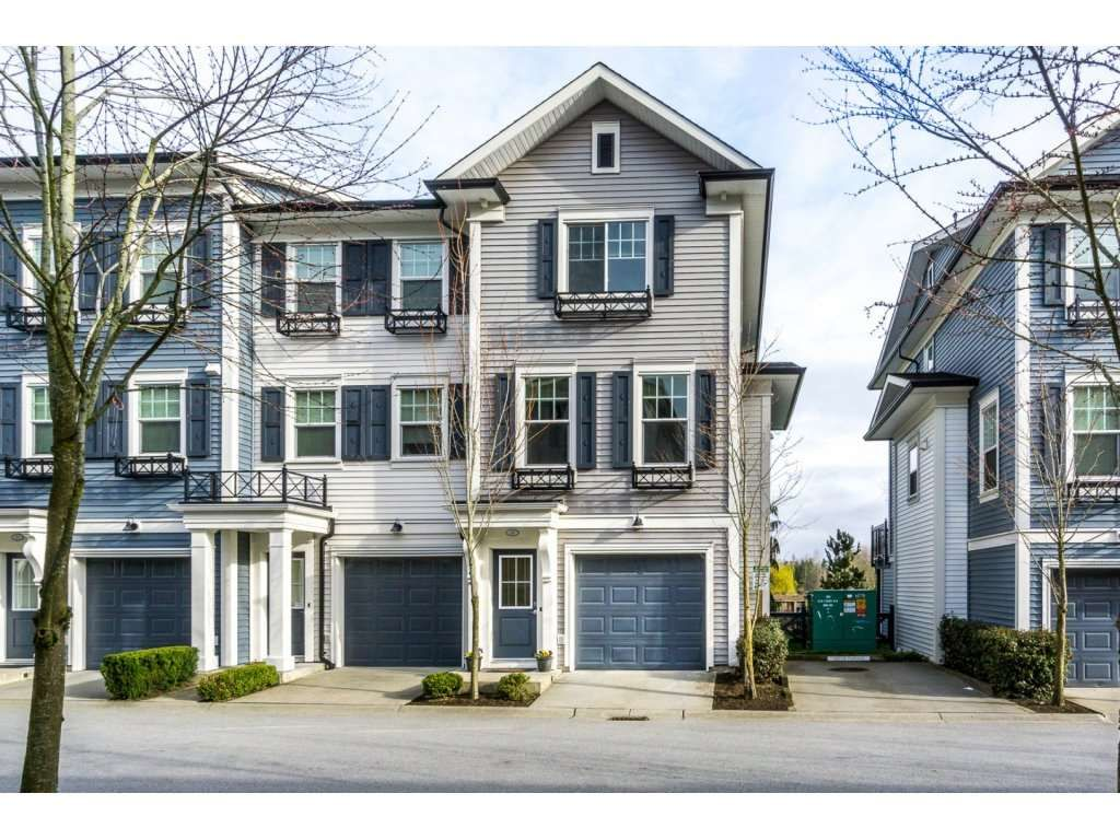 """Main Photo: 29 7348 192A Street in Surrey: Clayton Townhouse for sale in """"KNOLL"""" (Cloverdale)  : MLS®# R2100278"""