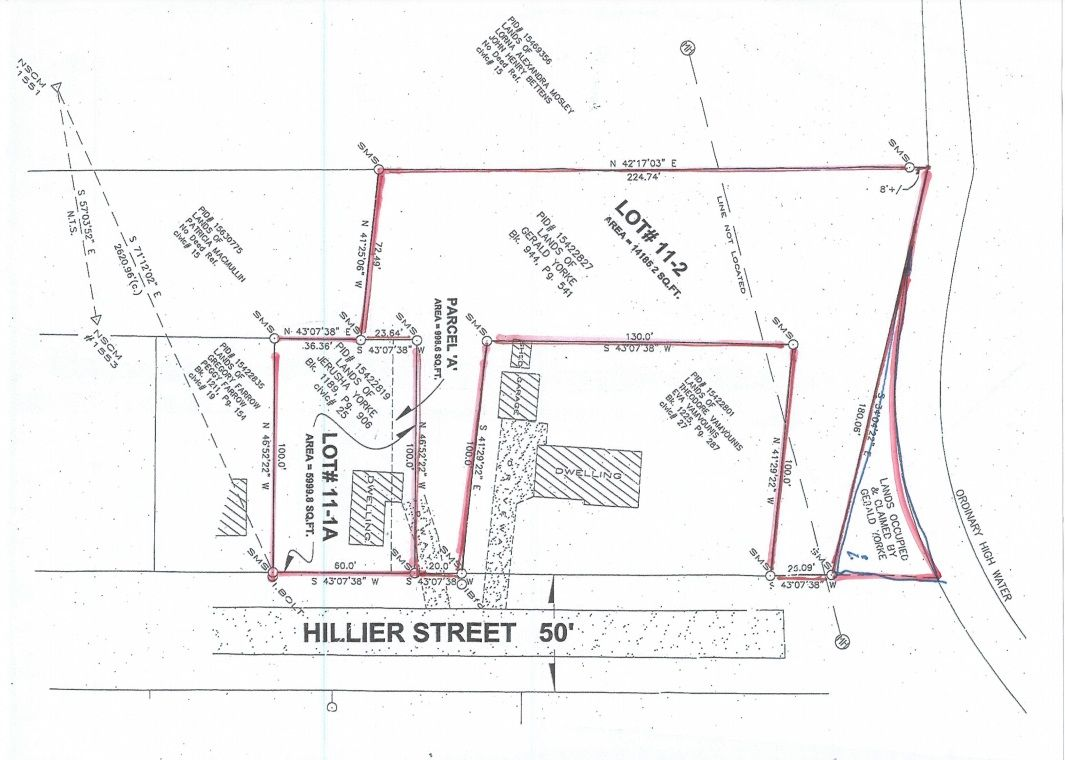 Main Photo: 25 Hillier Street in Glace Bay: 203-Glace Bay Vacant Land for sale (Cape Breton)  : MLS®# 202103650