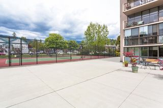 """Photo 36: 602 555 13TH Street in West Vancouver: Ambleside Condo for sale in """"Parkview Tower"""" : MLS®# R2591650"""