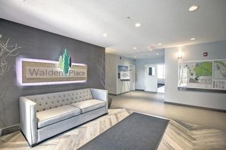 Photo 38: 204 10 Walgrove Walk SE in Calgary: Walden Apartment for sale : MLS®# A1144554