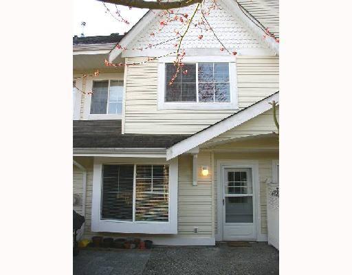 "Main Photo: 22 23575 119TH Avenue in Maple_Ridge: Cottonwood MR Townhouse for sale in ""HOLLYHOCK"" (Maple Ridge)  : MLS®# V698314"