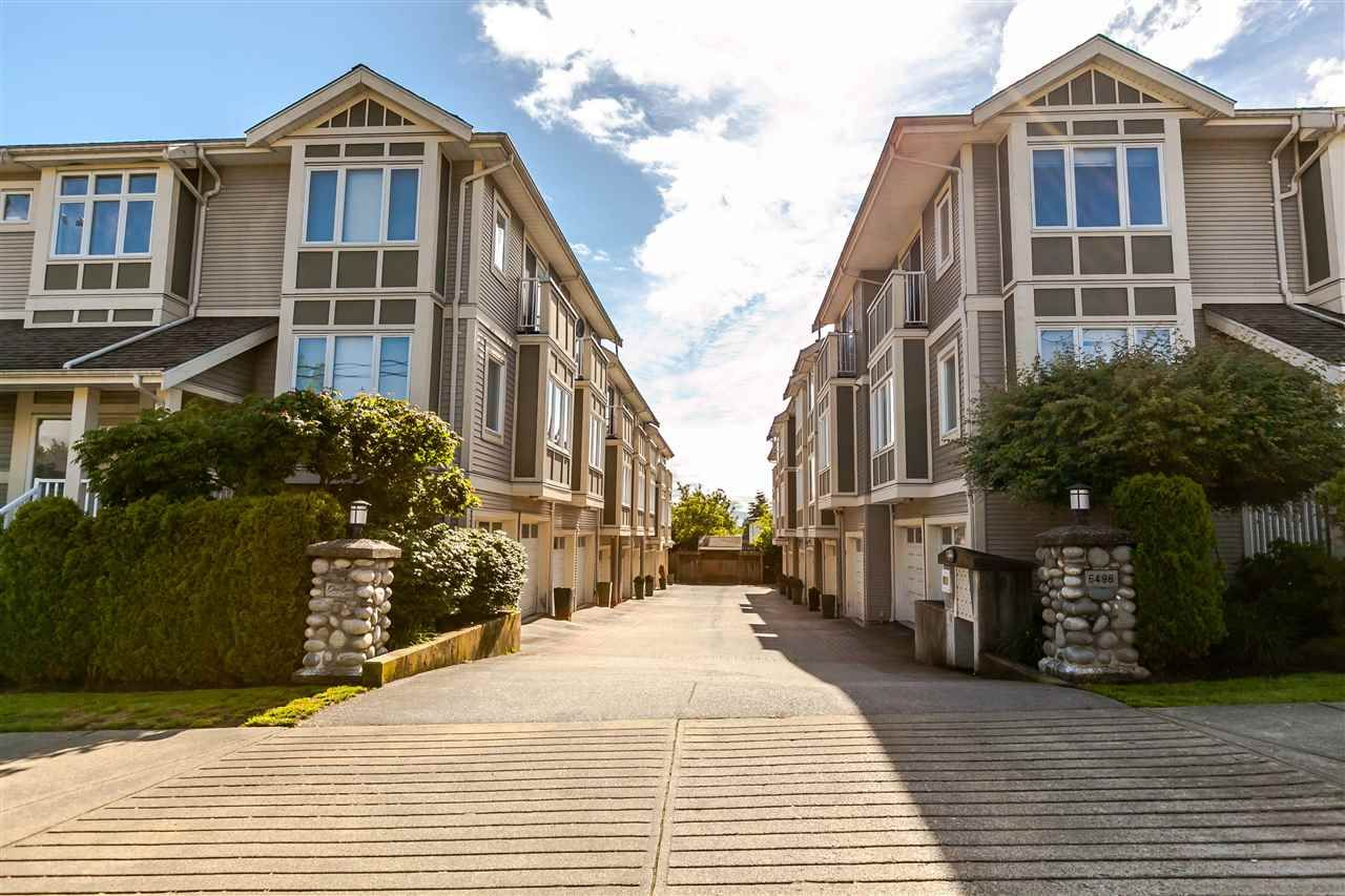 "Main Photo: 11 6498 ELGIN Avenue in Burnaby: Forest Glen BS Townhouse for sale in ""DEER LAKE HEIGHTS"" (Burnaby South)  : MLS®# R2179728"