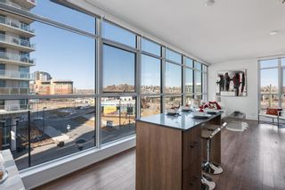 Photo 8: 412 619 Confluence Way SE in Calgary: Downtown East Village Apartment for sale : MLS®# A1118938