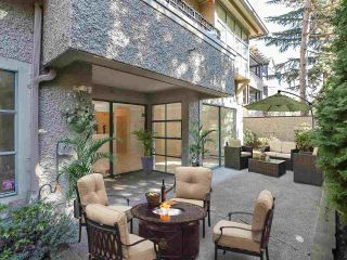 "Photo 2: 105 3788 W 8TH Avenue in Vancouver: Point Grey Condo for sale in ""La Mirada"" (Vancouver West)  : MLS®# R2350569"