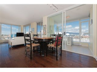Photo 2: # 905 1650 W 7TH AV in Vancouver: Fairview VW Condo for sale (Vancouver West)  : MLS®# V996225