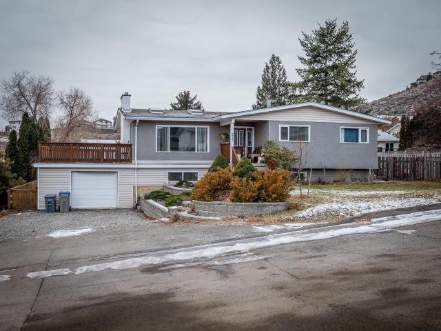 Main Photo: 833 ALPINE TERRACE in Kamloops: Westsyde House for sale : MLS®# 154613