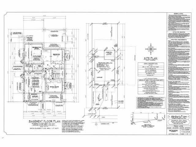 Main Photo: 15571 GOGGS Avenue: White Rock Land for sale (South Surrey White Rock)  : MLS®# F1438207