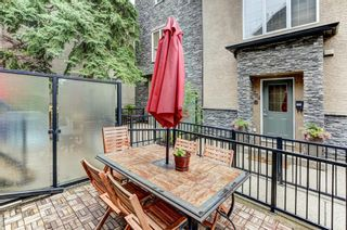 Photo 29: 103 449 20 Avenue NE in Calgary: Winston Heights/Mountview Row/Townhouse for sale : MLS®# A1010445