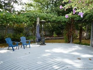 Photo 18: 885 Maltwood Terr in VICTORIA: SE Broadmead House for sale (Saanich East)  : MLS®# 711299