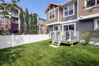 Photo 36: 203 Cranberry Park SE in Calgary: Cranston Row/Townhouse for sale : MLS®# A1111572
