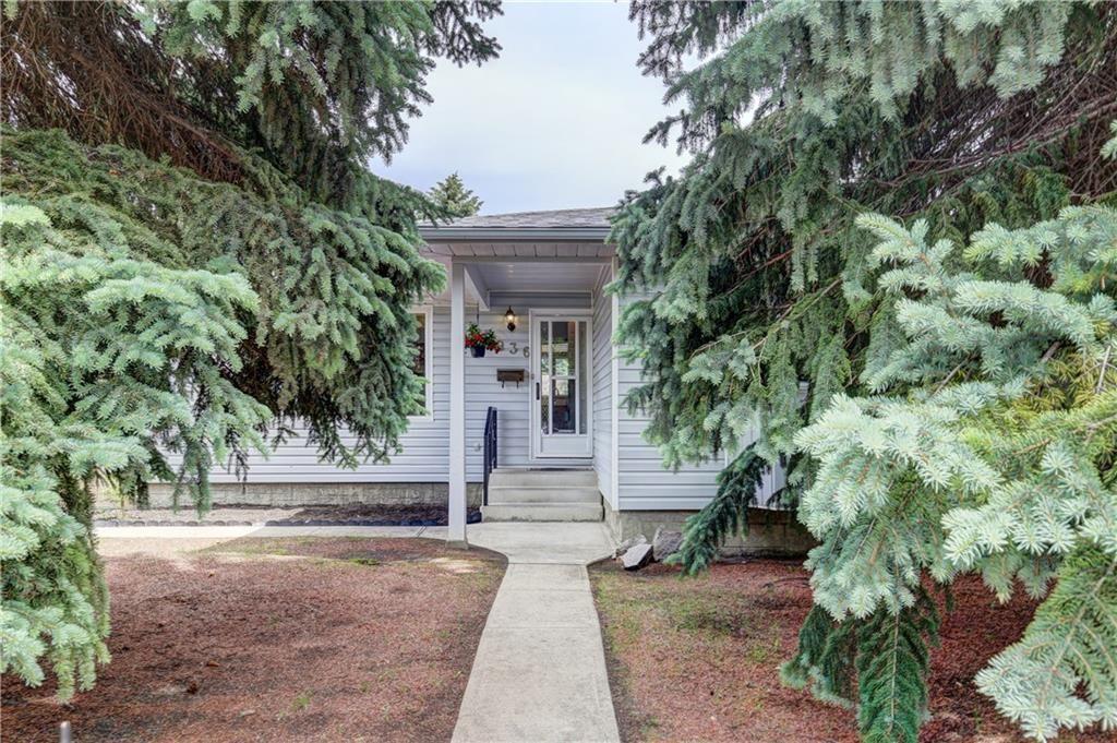 Main Photo: 7936 Huntwick Hill NE: Calgary Detached for sale : MLS®# C4302449
