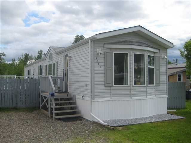 """Main Photo: 5094 HENREY Road in Prince George: Lafreniere Manufactured Home for sale in """"LAFRENIERE"""" (PG City South (Zone 74))  : MLS®# N210990"""