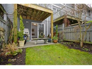 "Photo 10: 135 15168 36TH Avenue in Surrey: Morgan Creek Townhouse for sale in ""SOLAY"" (South Surrey White Rock)  : MLS®# F1304206"