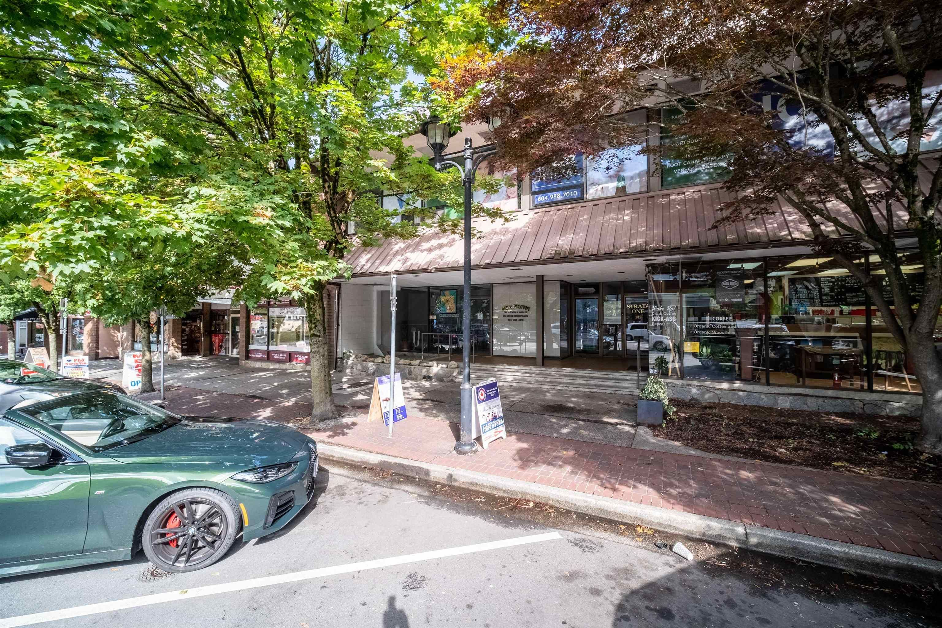 Main Photo: 201 132 E 14TH Street in Vancouver: Central Lonsdale Office for lease (North Vancouver)  : MLS®# C8040303