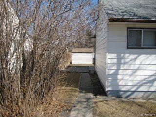 Photo 14: 693 Martin Avenue in WINNIPEG: East Kildonan Residential for sale (North East Winnipeg)  : MLS®# 1507835