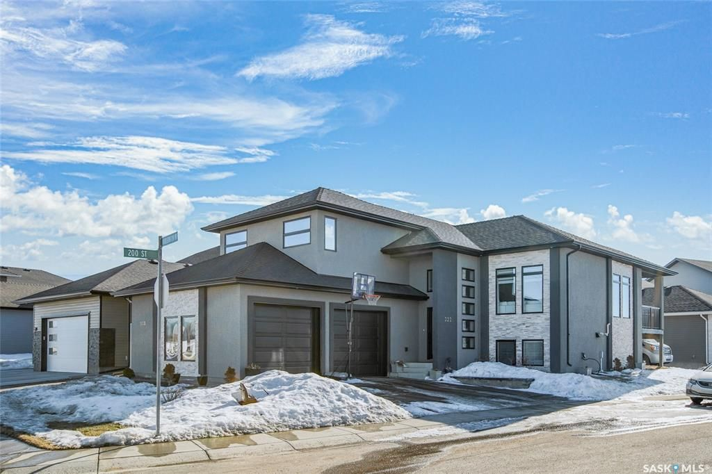 Main Photo: 322 Olson Lane West in Saskatoon: Rosewood Residential for sale : MLS®# SK845362